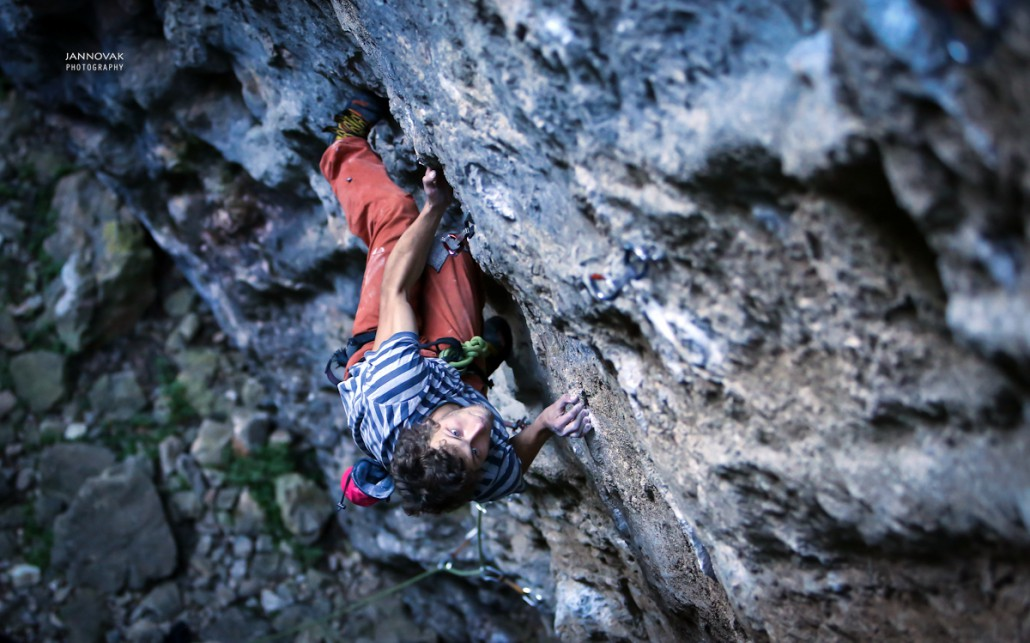 fantastic climbing with nannai in ulassai