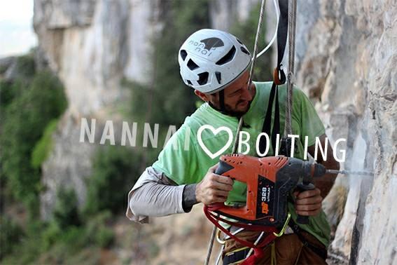 nannai climbing family bolting